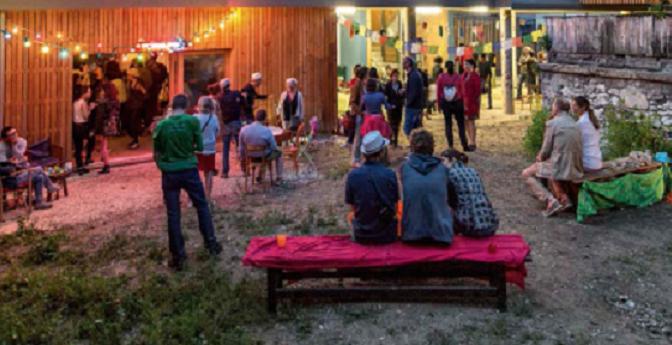 Journées portes ouvertes de l'habitat participatif 10 mai 19