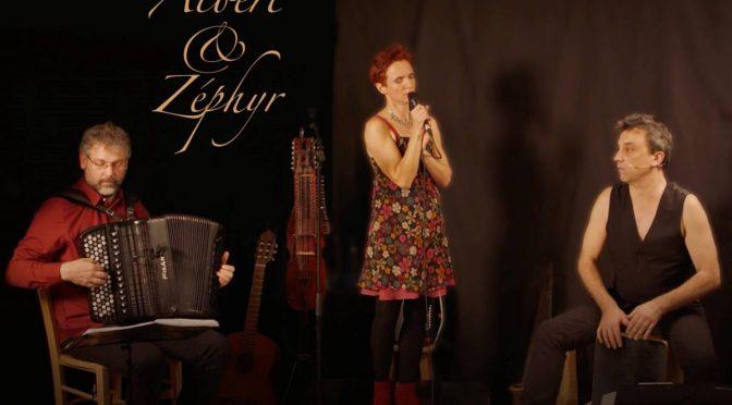 Concert Exceptionnel «Albert & Zéphyr» – (A)bécédaire en chansons
